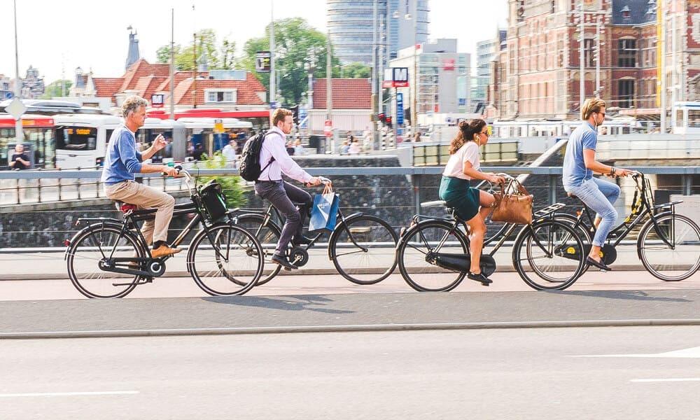 bike cycle mobility europe