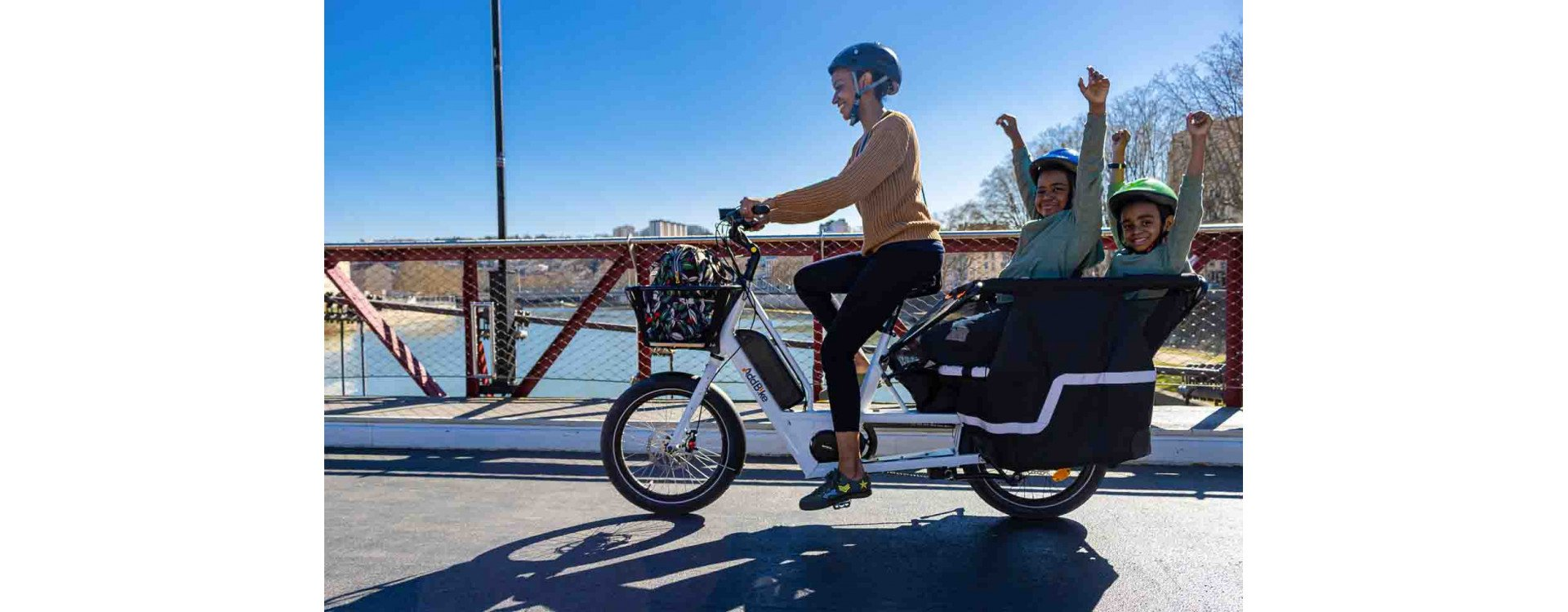 Cargo bike: The new practical bike solution?