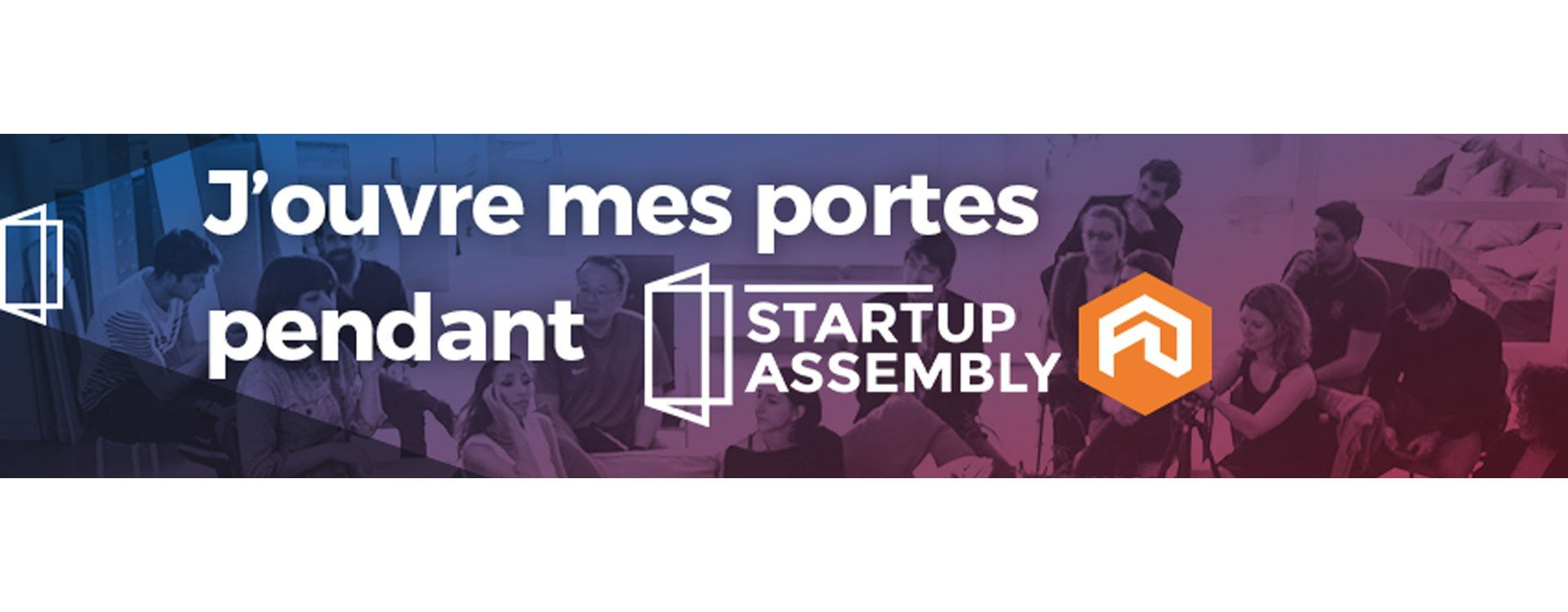 L'aper'overade a la start-up assembly